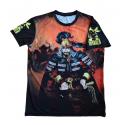 Rashguard t-shirt INVADER - Attila