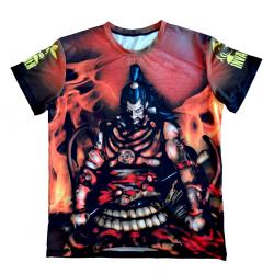 Koszulka Rashguard INVADER - Czyngis Chan