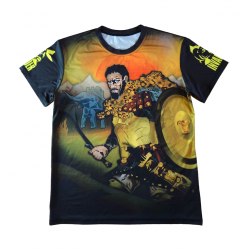 Koszulka Rashguard INVADER - Hannibal