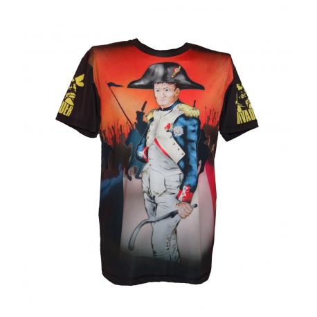 Koszulka Rashguard INVADER - Napoleon