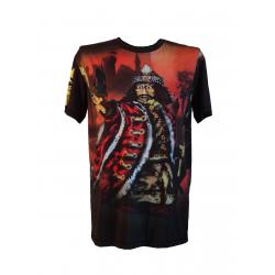 Koszulka Rashguard INVADER - Dracula