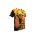 Rashguard t-shirt INVADER - Montezuma