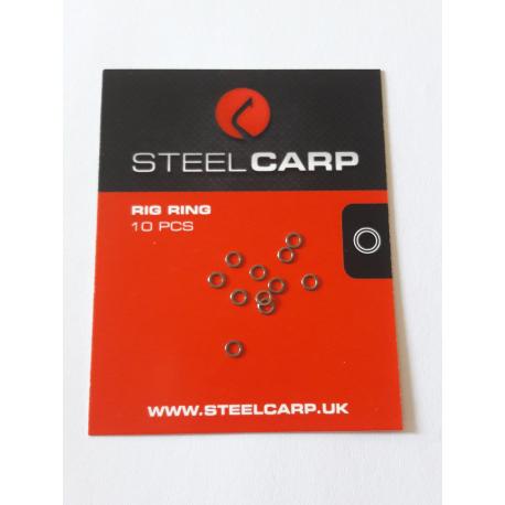 Mini pierścień - Steel Carp