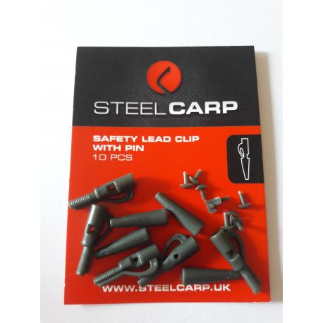 Bezpieczny klip - Steel Carp