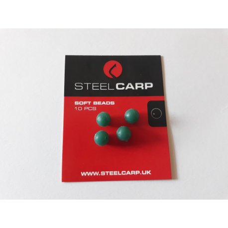 Koralik ochronny - Steel Carp