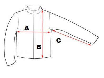 bluza rozmiar