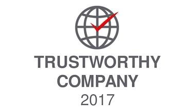 Invader - Trustworthy company 2017
